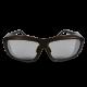 Innovative Optics 701 Fit-Over-Frame Gunmetal