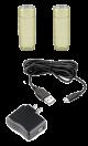 MRPen Li-on Cordless Kit (2 Batteries, 1 Charging Cable, 1 AC Plug)