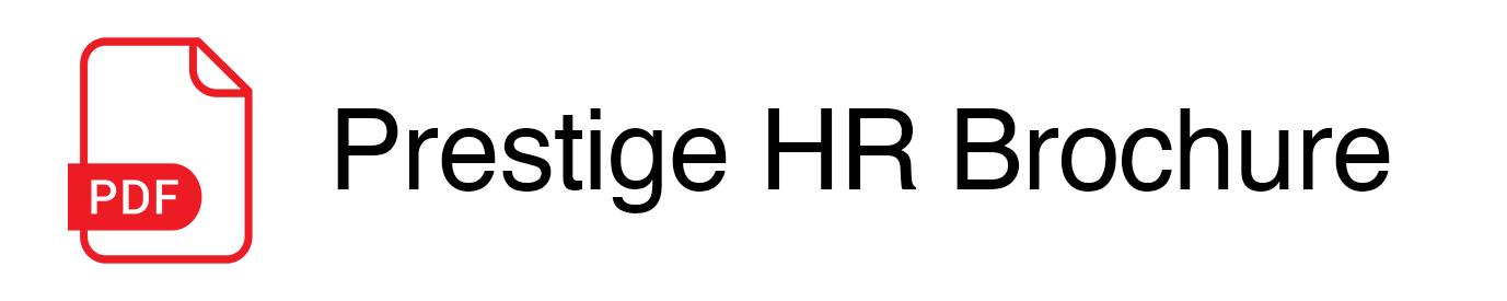 Prestige HR Brochure
